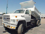 dump truck, fleet service and maintenance